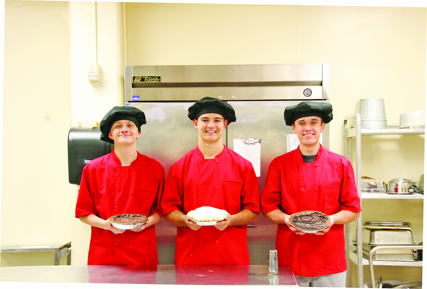culinary-arts-team-pies