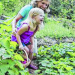 Kick off the gardening season with your kids. It is a great opportunity for learning and family fun.