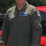 Lt. Col. Roderick Randolph Stout,  US Air Force, active duty, Search & Rescue, Satellite Beach, FL (son of the late Randolph Stout)