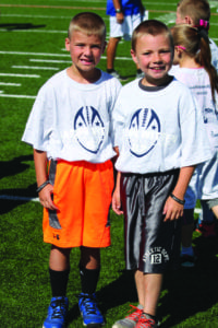Witten Camp Carson and Kaden